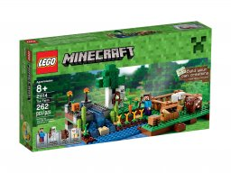 LEGO Minecraft™ 21114 Farma