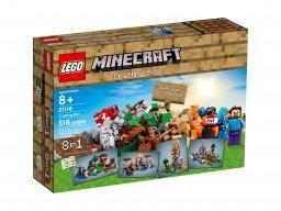LEGO 21116 Minecraft™ Kreatywny warsztat