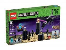 LEGO Minecraft™ Smok Kresu