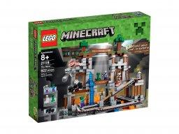 LEGO 21118 Minecraft™ Kopalnia