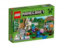 Lego Minecraft™ Żelazny golem 21123
