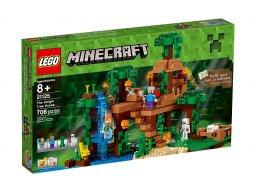 Lego 21125 Minecraft™ Domek na drzewie w dżungli