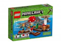 Lego Minecraft™ Grzybowa wyspa 21129