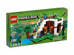 LEGO Minecraft™ Baza pod wodospadem 21134