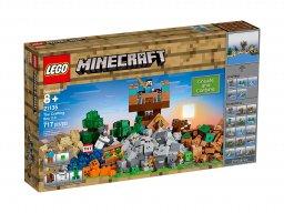 LEGO Minecraft™ 21135 Kreatywny warsztat 2.0