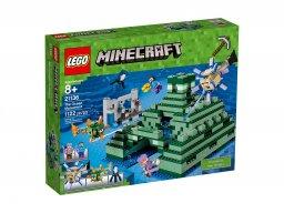 LEGO 21136 Minecraft™ Oceaniczny monument