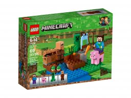 LEGO Minecraft™ Farma arbuzów