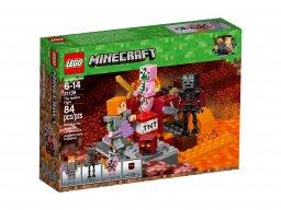 LEGO 21139 Walka w Netherze