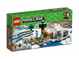 LEGO Minecraft™ Igloo niedźwiedzia polarnego 21142