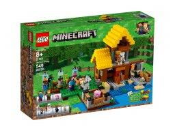 LEGO Minecraft™ Wiejska chatka 21144
