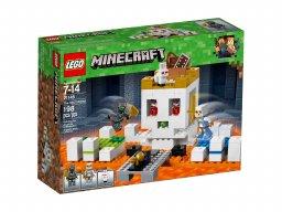 LEGO Minecraft™ 21145 Czaszkowa arena