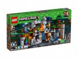LEGO Minecraft™ Przygody na skale macierzystej