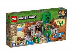 LEGO Minecraft™ 21155 Kopalnia Creeperów™