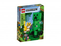 LEGO Minecraft 21156 BigFig Creeper™ i Ocelot