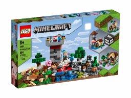LEGO 21161 Minecraft™ Kreatywny warsztat 3.0