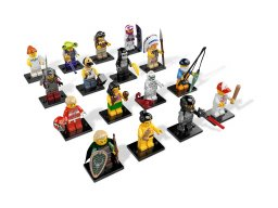 LEGO Minifigures Seria 3 8803