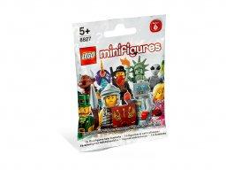LEGO Minifigures Seria 6 8827