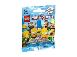 LEGO Minifigurki Seria Simpsonowie 71005