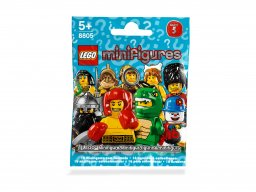 LEGO Minifigurki 8805 Seria 5