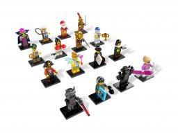 LEGO Minifigurki Seria 8