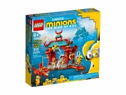 LEGO Minions 75550 Minionki i walka kung-fu