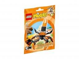 LEGO Mixels™ Seria 2 Tentro 41516