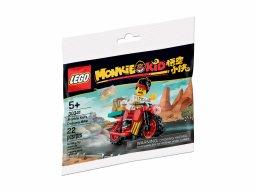 LEGO Monkie Kid 30341 Rower kurierski Monkie Kida