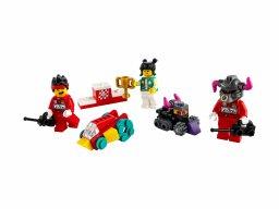 LEGO Monkie Kid Monkie Kid i wyścig zdalnie sterowanych aut 40472
