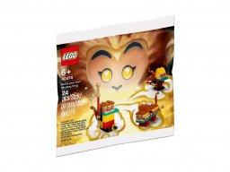 LEGO Monkie Kid 40474 Zbuduj własnego Monkey Kinga