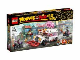 LEGO Monkie Kid Foodtruck Pigsy'ego 80009
