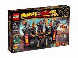 LEGO Monkie Kid™ Ognista huta 80016