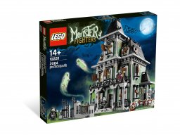 LEGO Monster Fighters 10228 Haunted House