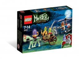 LEGO Monster Fighters Mumia 9462