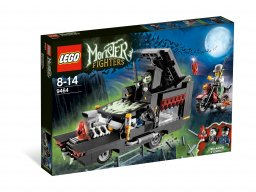 LEGO 9464 Monster Fighters Karawan wampirów