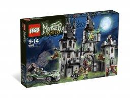 LEGO Monster Fighters Zamek wampirów 9468
