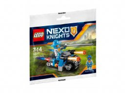 LEGO 30371 Nexo Knights™ Knight's Cycle