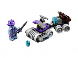 Lego Nexo Knights™ Kwatera Shrunken Head