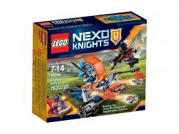 LEGO 70310 Nexo Knights™ Pojazd bojowy Knighton