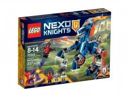 LEGO 70312 Nexo Knights Mechaniczny koń Lance'a