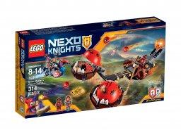 LEGO 70314 Nexo Knights™ Rydwan Władcy Bestii