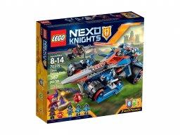 LEGO Nexo Knights™ Pojazd Claya