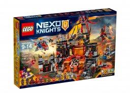 LEGO Nexo Knights™ Wulkaniczna kryjówka Jestro 70323