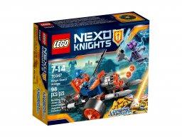 LEGO Nexo Knights 70347 Artyleria królewskiej straży