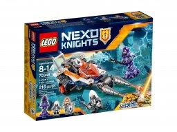 LEGO 70348 Nexo Knights™ Bojowy pojazd Lance'a