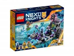 LEGO 70349 Nexo Knights Miażdżący pojazd Ruiny