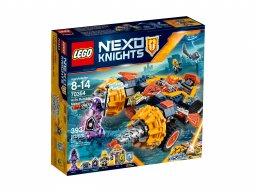 LEGO Nexo Knights™ Rozbijacz Axla 70354