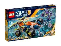 LEGO Nexo Knights™ Wspinacz Aarona