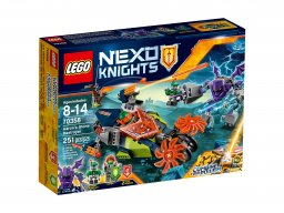 LEGO Nexo Knights™ Kamienny niszczyciel Aarona 70358