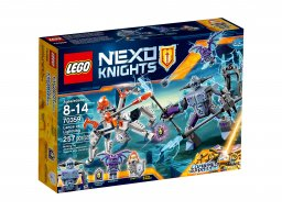 LEGO 70359 Lance kontra Błyskawica