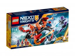 LEGO 70361 Spadający smok Macybota